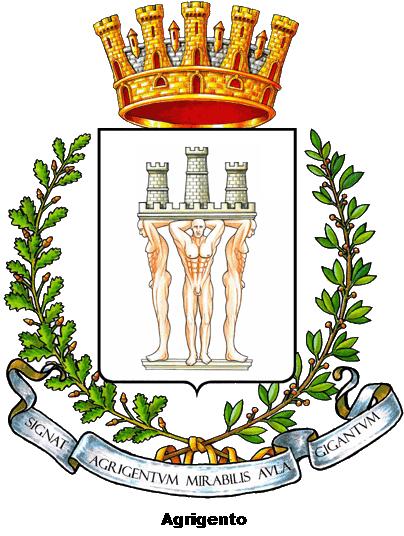 Agrigento-Stemma
