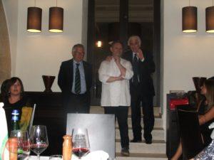 Conviviale: Accademia Italiana della Cucina, di Alcamo-Castellammare del Golfo e di Trapani